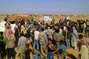 Mại dâm, nô lệ tình dục nở rộ trong trại tị nạn Syria