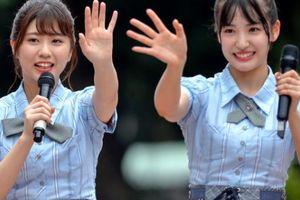 Nhóm nhạc 'thánh nữ' Nhật Bản khiến phố đi bộ Hà Nội tắc nghẽn