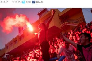 AFF Cup 2018: Báo Hàn Quốc lo cho ĐT Việt Nam