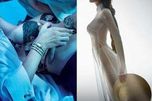 Những 'bông hậu' Việt từng mạnh dạn cởi đồ chụp ảnh nude, đóng cảnh nóng