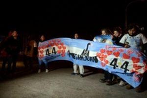 Argentina không có phương tiện để trục vớt tàu ngầm mất tích