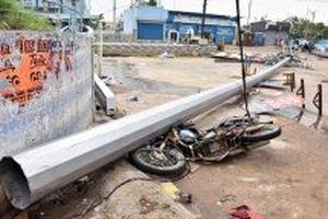 Bão Gaja làm hơn 30 người thiệt mạng ở Ấn Độ