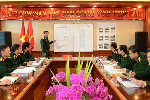 Xây dựng ngành điều tra hình sự quân đội đáp ứng yêu cầu nhiệm vụ trong tình hình mới