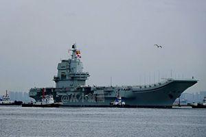Tàu sân bay thứ hai của Trung Quốc tiếp tục ra khơi chạy thử