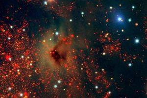 Ảnh 3D đám mây hình thành sao mới gây sửng sốt