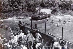 Chiến dịch đổ bộ Tà Lơn: Tương quan lực lượng ta và địch (kỳ 2)