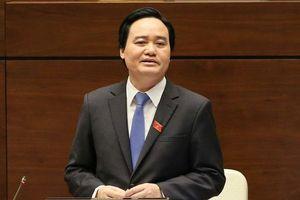 Bộ GD&ĐT ban hành quyết định phân công nhiệm vụ của Bộ trưởng và các Thứ trưởng