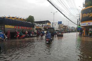 Nha Trang: Toàn bộ học sinh nghỉ học ngày thứ hai để khắc phục hậu quả ảnh hưởng mưa bão