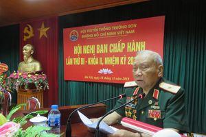 Hội Truyền thống Trường Sơn - Đường Hồ Chí Minh Việt Nam hướng tới kỷ niệm 60 năm Ngày mở đường Hồ Chí Minh I