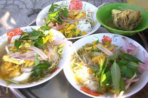 Bật mí bí mật trong món bún cá miền Tây khiến thực khách mê mẩn