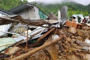 12 người chết do mưa lũ ở Nha Trang