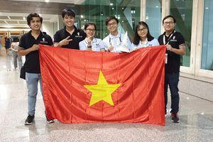 Lần đầu tiên Việt Nam giành giải vô địch cuộc thi World Robot Olympiad