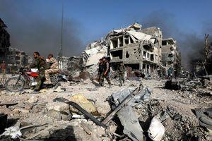 40 người thiệt mạng trong cuộc không kích do Mỹ dẫn đầu ở Syria