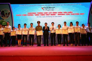 Những câu chuyện đẹp trong sinh viên Việt Nam
