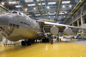 Nga lộ thời điểm hoàn thành thiết kế vận tải cơ Il-276