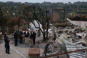 Cháy rừng California: 76 người thiệt mạng, hơn 1.200 người mất tích