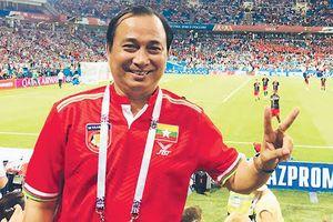 'Sếp' bóng đá Myanmar gửi thông điệp cứng rắn tới ĐT Việt Nam
