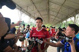 Quế Ngọc Hải: Tuyển Việt Nam rất tự tin trước trận gặp Myanmar