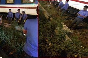 Cố băng đường ray, nam thanh niên bị tàu hỏa tông chết