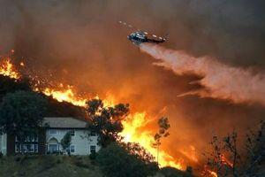 Xác định thủ phạm gây hỏa hoạn tại California