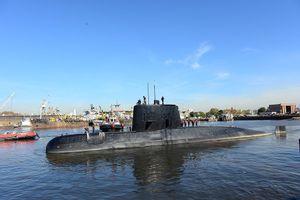 1 năm sau khi mất tích, tàu ngầm hải quân Argentina bất ngờ được tìm thấy