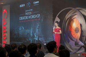 Trải nghiệm Canon EOS R tại Workshop cùng chuyên gia