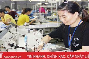 Hồng Lĩnh đón 2 nhà máy dệt may 'khủng', tạo việc làm cho hàng nghìn lao động