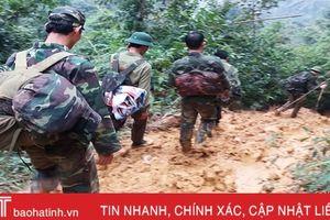 Hà Tĩnh - Bôlykhămxay - Khăm Muộn chung tay bảo vệ rừng giáp ranh