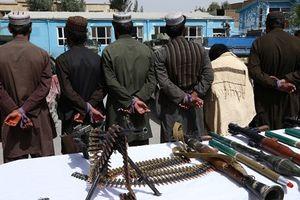 Afghanistan: Thêm một chỉ huy chủ chốt của Taliban bị tiêu diệt