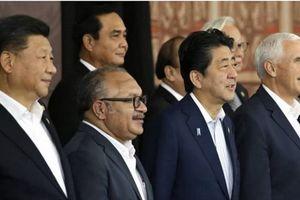 Mỹ và đồng minh phương Tây kiềm chế Trung Quốc ở Nam Thái Bình Dương