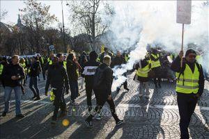 Trên 400 người bị thương trong các cuộc biểu tình phản đối tăng giá nhiên liệu