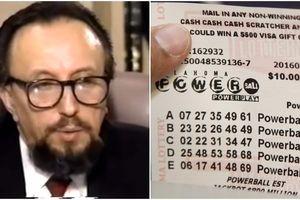 Clip: Trúng xổ số đến 14 lần, nhà kinh tế học 'bật mí' bí quyết chiến thắng