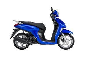 Cận cảnh những màu sắc mới của xe ga Yamaha Janus
