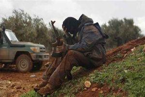 Quân đội Syria giáng đòn sấm sét, IS chết như ngả rạ