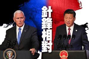 Lãnh đạo Mỹ - Trung 'chĩa giáo' tại Hội nghị cấp cao APEC