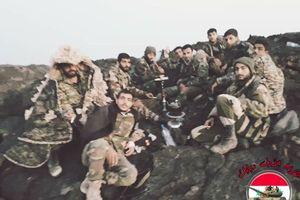Syria chiếm cao điểm ở al-Safa, diệt 20 tay súng khủng bố IS