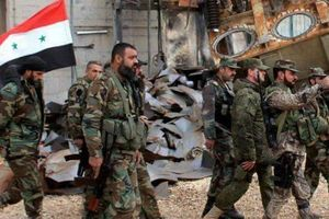 Syria kiểm soát thành trì cuối cùng của IS ở nam Syria