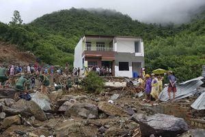 Tan hoang khu cư dân cao cấp Nha Trang sau vỡ hồ nhân tạo