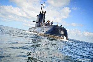Phát hiện vật thể lạ nghi là tàu ngầm bị mất tích năm ngoái