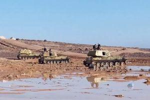 Chiến sự Syria: Tiêu diệt trùm IS, quân chính phủ gần như bình định chiến trường Al-Safa