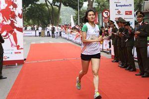 Toyota Việt Nam đồng hành cùng giải chạy vì an toàn giao thông