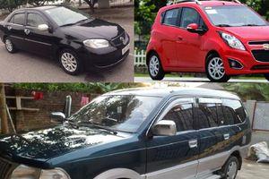 Mua ô tô cũ tầm giá 200 triệu: Chọn mẫu xe nào vừa bền lại tiết kiệm?