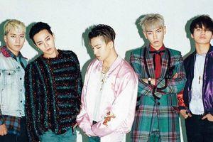 Nếu BigBang trở lại quảng bá và… không có Seungri?