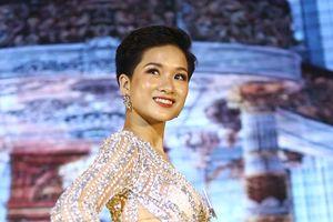 Tân hoa khôi ĐH Xây dựng 2018 có vẻ đẹp cá tính như Hoa hậu H'Hen Niê