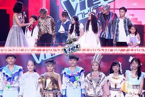 Liveshow 2: Team Sơn - Tường tái hiện chuyện tình 'Ông bà anh' cực lãng mạn trong giai điệu xập xình 'On the floor' của team Giang - Hồ