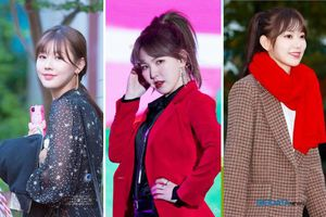 M-net tung bảng xếp hạng những idol nữ gây 'thòng tim' nhất khi để tóc đuôi gà