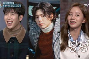 Hyeri (Girl's Day) và P.O (Block B) nói về phim 'Encounter' hợp tác cùng Park Bo Gum