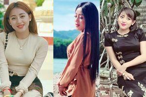 Cận cảnh vẻ đẹp sang chảnh như hoa hậu của kiều nữ yêu 'Messi Myanmar'