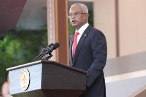 Vừa nhậm chức, Tổng thống Maldives 'đau đầu' với khoản nợ khổng lồ của Trung Quốc