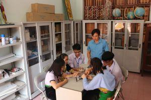 Trường THPT dân tộc nội trú: Nơi ươm mầm những tài năng vùng cao xứ Thanh
